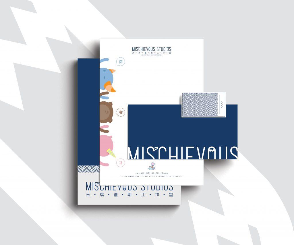 Mischievous Branding Design