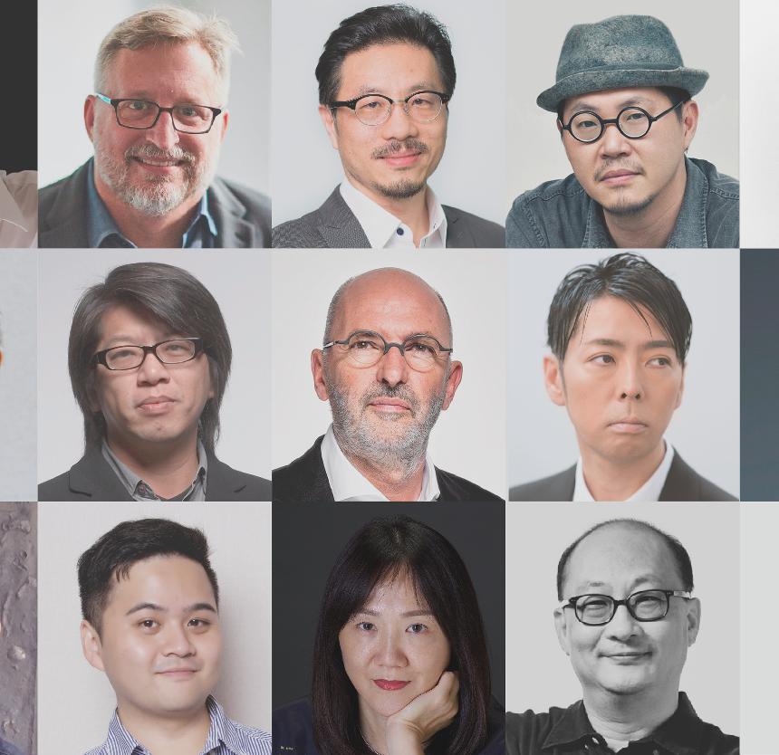 2018金點設計獎與金點概念設計獎評審組圖V2