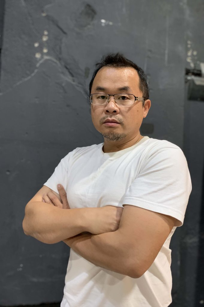 Chang Gang Hwa — Artist and Co-founder of LuxuryLogico