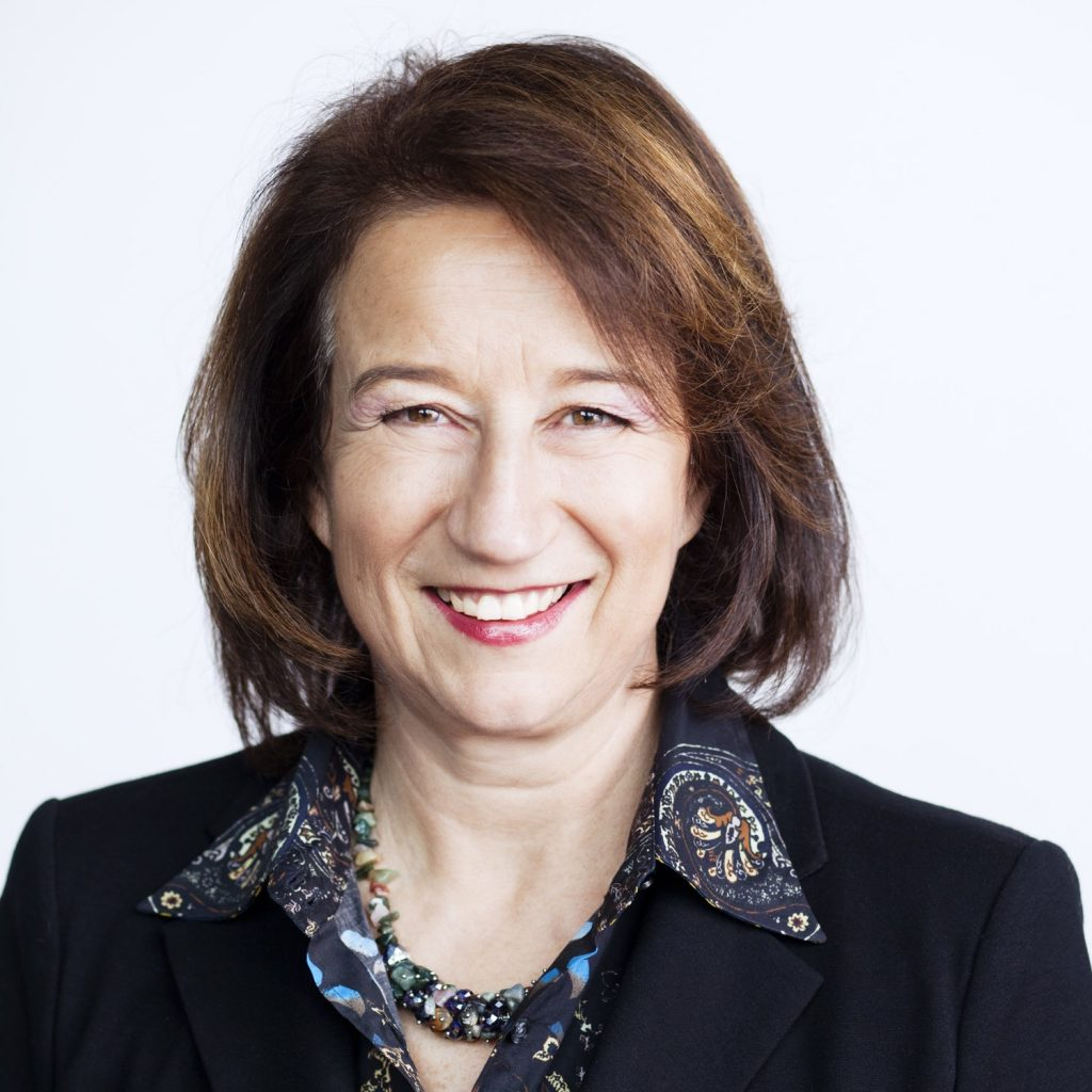 Luisa Bocchietto — President of the World Design Organization