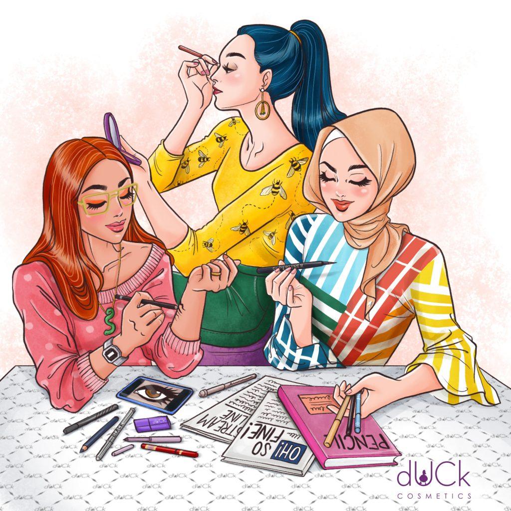 Duck Cosmetics