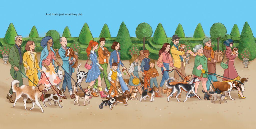 Royal Pups-pg30-31-small