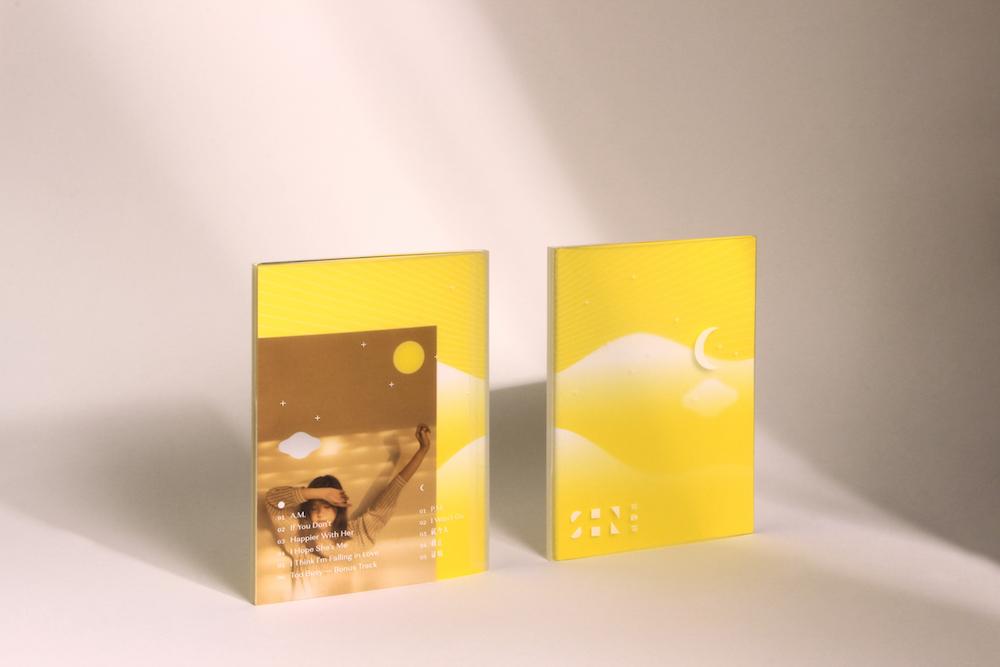 SHN Debut Album Design_01