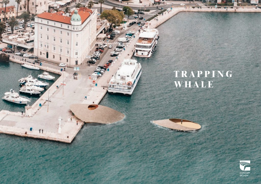 Trapping Whale